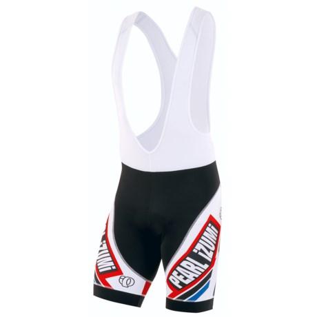 Pearl Izumi Elite LTD Bib Cycling Shorts (For Men) in Amplify True Red