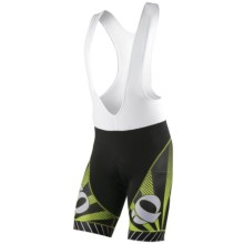 Pearl Izumi Elite LTD Bib Cycling Shorts (For Men) in Honor Lime - Closeouts