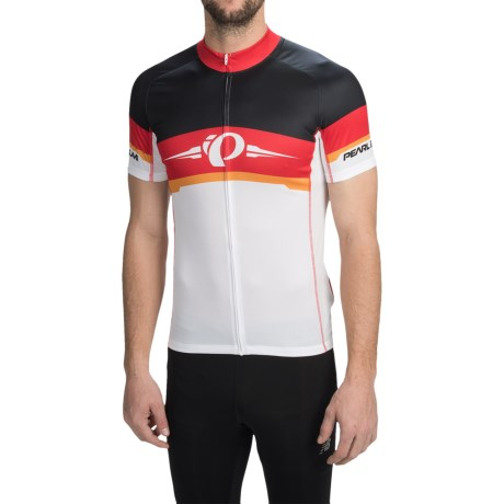 Pearl Izumi ELITE LTD Cycling Jersey Full Zip, Short Sleeve (For Men)