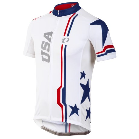 Pearl Izumi Elite LTD Cycling Jersey - Full Zip, Short Sleeve (For Men) in Usa
