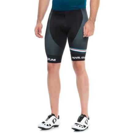 Pearl Izumi ELITE LTD Cycling Shorts (For Men) in Club Pi Black - Closeouts