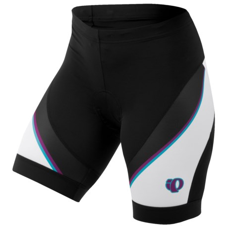 Pearl Izumi Elite LTD Cycling Shorts (For Women) in Love Black