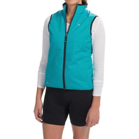 Pearl Izumi ELITE Prima Reverse Vest (For Women) in Scuba Blue