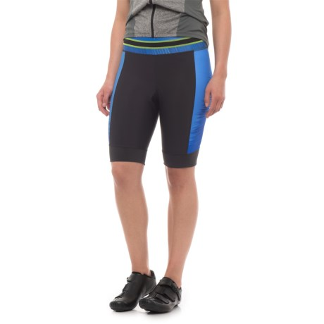 Pearl Izumi ELITE Pursuit Bike Shorts (For Women) in Dazzling Blue Rush
