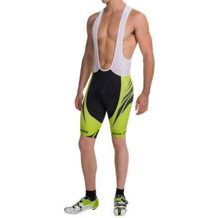 Pearl Izumi ELITE Pursuit LTD Cycling Bib Shorts (For Men) in Elite Tm Habanero - Closeouts