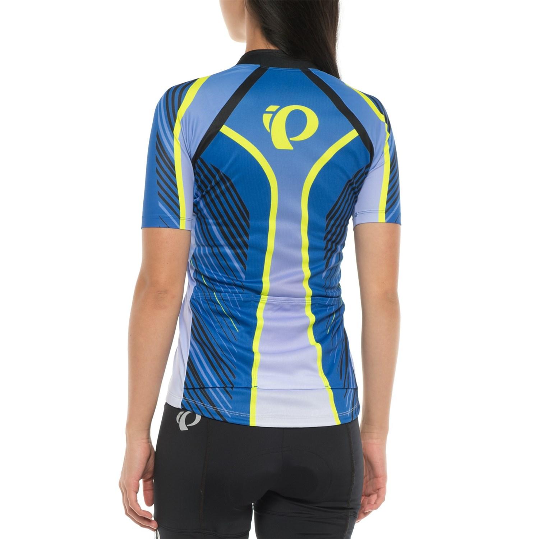 Pearl izumi elite pursuit ltd cycling jersey for women for Pearl izumi cycling shirt