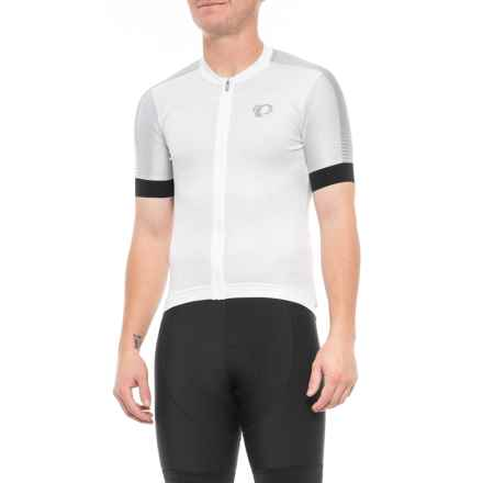 Pearl Izumi ELITE Pursuit Speed Jersey - Short Sleeve (For Men) in White  Diffuse fe3ad1168