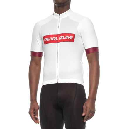 Pearl Izumi ELITE Pursuit Summer Cycling Jersey - Short Sleeve (For Men) in Red X 2 - Closeouts