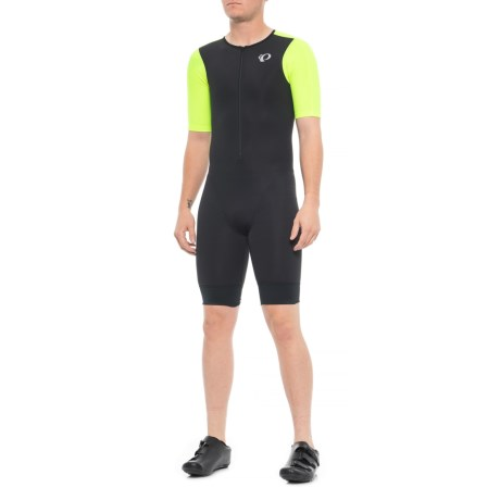 e757764b0460 Pearl Izumi ELITE Pursuit Tri Speed Suit - Short Sleeve (For Men) in Black