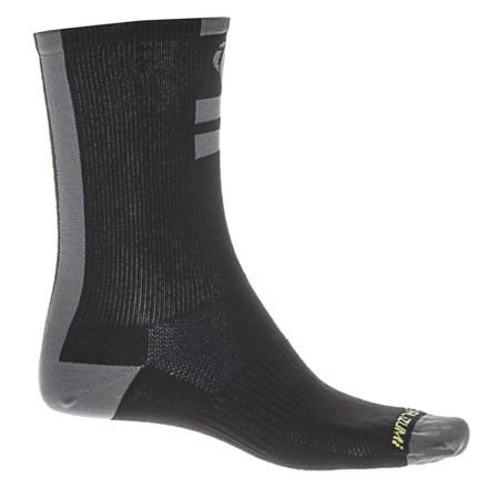 ce44b1a9857 Pearl Izumi ELITE Run Socks - Crew (For Men) in Pi Core Black -