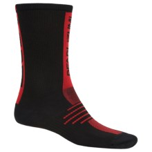 Pearl Izumi ELITE Run Socks - Crew (For Men) in True Red - Closeouts