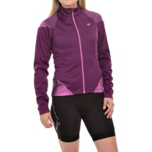 Pearl Izumi ELITE Soft Shell 180 Cycling Jacket (For Women) in Dark Purple - Closeouts