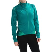 Pearl Izumi ELITE Soft Shell 180 Cycling Jacket (For Women) in Deep Lake - Closeouts