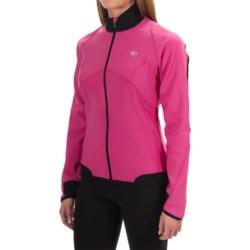 Pearl Izumi Elite Soft Shell 180 Jacket (For Women) in Berry