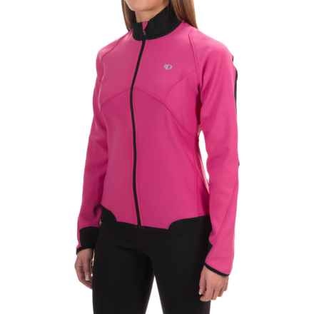 Pearl Izumi Elite Soft Shell 180 Jacket (For Women) in Berry - Closeouts