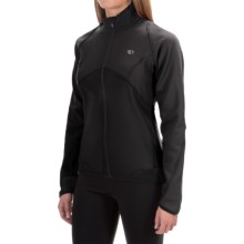 Pearl Izumi Elite Soft Shell 180 Jacket (For Women) in Black/Black - Closeouts