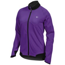 Pearl Izumi Elite Soft Shell 180 Jacket (For Women) in Blackberry - Closeouts