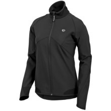 Pearl Izumi Elite Soft Shell 180 Jacket (For Women) in Black - Closeouts