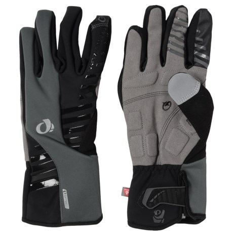Pearl Izumi ELITE Soft Shell Bike Gloves Insulated (For Men)