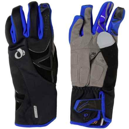 Pearl Izumi ELITE Soft Shell Bike Gloves - Insulated (For Women) in Black - Closeouts