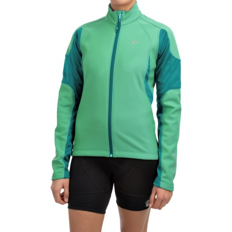 Pearl Izumi ELITE Soft Shell Cycling Jacket (For Women)