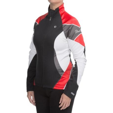 Pearl Izumi Elite Soft Shell Jacket (For Women) in Black