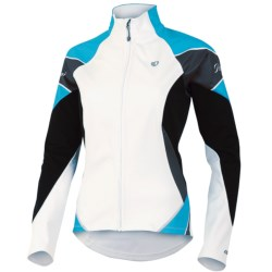 Pearl Izumi Elite Soft Shell Jacket (For Women) in Black