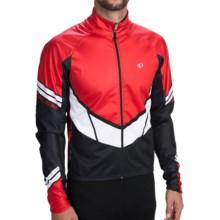 Pearl Izumi ELITE Soft Shell LTD Jacket (For Men) in True Red/Black - Closeouts
