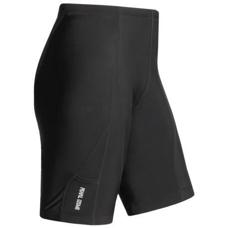 Pearl Izumi Elite Symphony Cycling Shorts (For Women) in 024/027 Black/Black