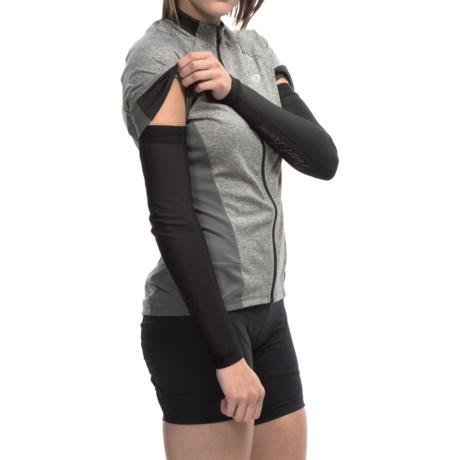 Pearl Izumi ELITE Thermal Arm Warmers (For Women) in Black