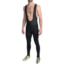 Pearl Izumi ELITE Thermal Barrier Bib Tights - Intermediate Weight (For Men) in Black/Black - Closeouts