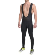 Pearl Izumi ELITE Thermal Barrier Cycling Bib Tights (For Men) in Black - Closeouts