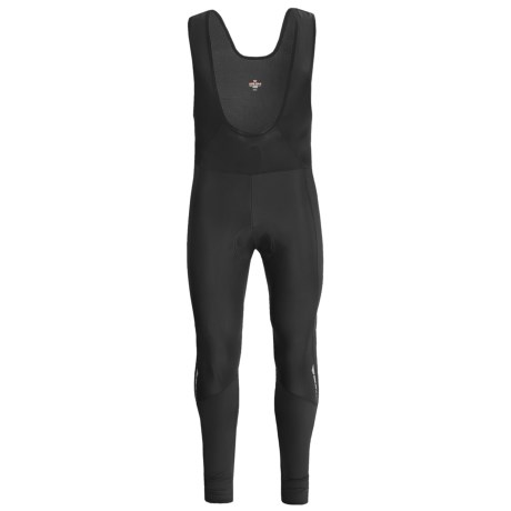 Pearl Izumi Elite Thermal Barrier Cycling Bibs (For Men) in Black