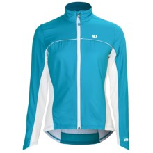 Pearl Izumi  Elite Thermal Barrier Jacket (For Women) in Blue Jewel - Closeouts