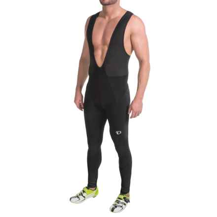 Pearl Izumi Elite Thermal Cycling Bib Tights (For Men) in Black - Closeouts