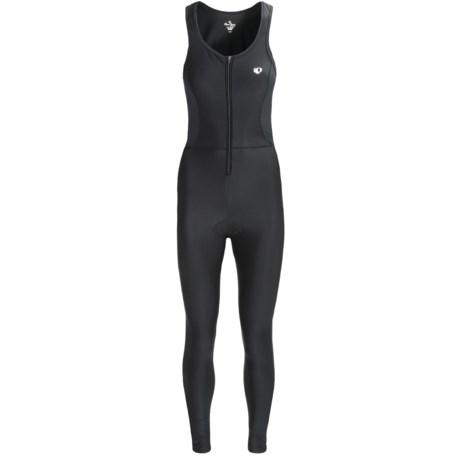 Pearl Izumi Elite Thermal Cycling Droptail Bibs (For Women) in Black