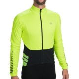 Pearl Izumi ELITE Thermal Cycling Jersey - Full Zip, Long Sleeve (For Men)