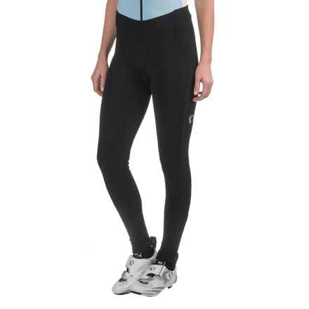 Pearl Izumi ELITE Thermal Cycling Tights - Built-In Chamois (For Women) in Black - Closeouts