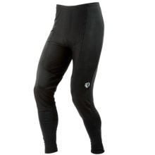 Pearl Izumi Elite Thermal Cycling Tights (For Men) in Black/Black - Closeouts