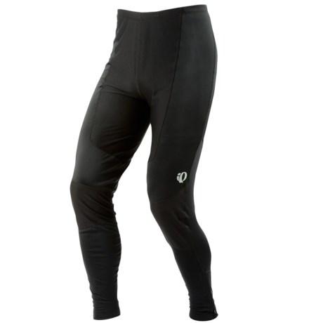 Pearl Izumi Elite Thermal Cycling Tights (For Men) in Black/Black