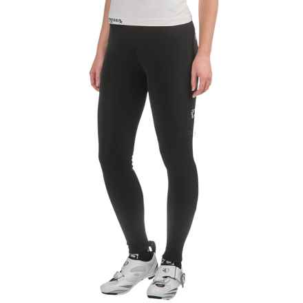 Pearl Izumi ELITE Thermal Cycling Tights (For Women) in Black - Closeouts