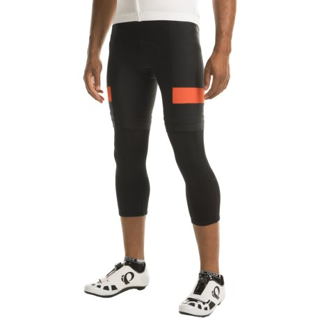 Pearl Izumi ELITE Thermal Knee Warmers (For Men and Women) in Black