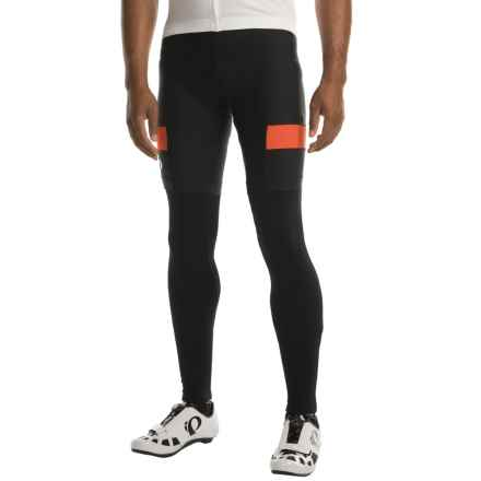 Pearl Izumi Elite Thermal Leg Warmers - Zip Ankle (For Men and Women) in Black - Closeouts