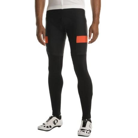 Pearl Izumi Elite Thermal Leg Warmers - Zip Ankle (For Men and Women) in Black