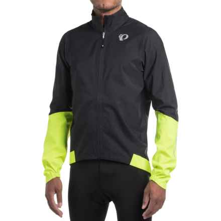 Pearl Izumi ELITE WxB Cycling Jacket - Waterproof (For Men) in Black - Closeouts