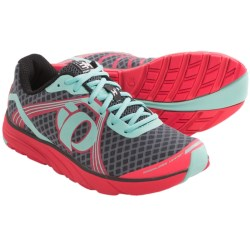 Pearl Izumi EM Road H3 Running Shoes (For Women) in Scuba Blue/Screaming Yellow
