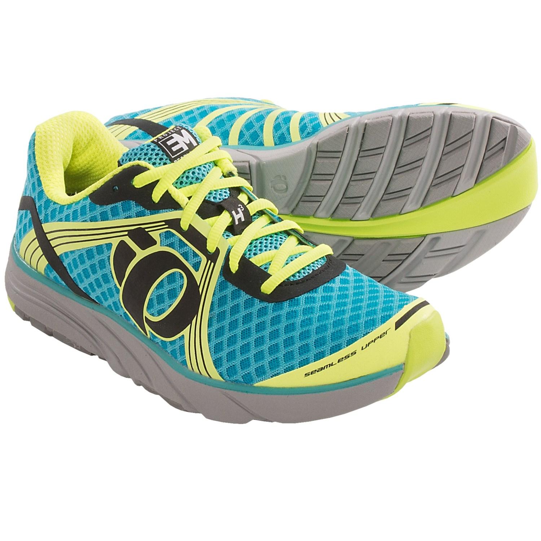 Pearl Izumi EM Road H3 Running Shoes (For Women) in Scuba Blue
