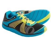 Pearl Izumi EM Road N1 Running Shoes - Minimalist (For Men) in Electric Blue/Screaming Yellow - Closeouts