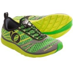 Pearl Izumi EM Tri N2 Running Shoes (For Men) in Electric Blue/Shadow Grey