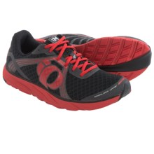 Pearl Izumi E:Motion Road H3 Running Shoes (For Men) in Black/Firey Red - Closeouts